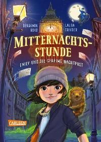 Cover Mitternachtsstunde 1: Emily und die geheime Nachtpost