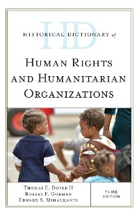Cover Historical Dictionary of Human Rights and Humanitarian Organizations