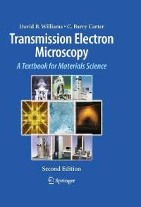 Cover Transmission Electron Microscopy