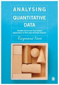 Cover Analysing Quantitative Data