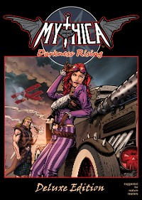 Cover Mythica: Darkness Rising