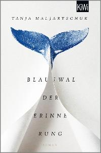 Cover Blauwal der Erinnerung