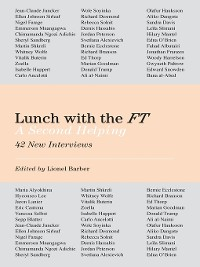 Cover Lunch with the FT
