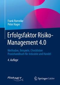 Cover Erfolgsfaktor Risiko-Management 4.0