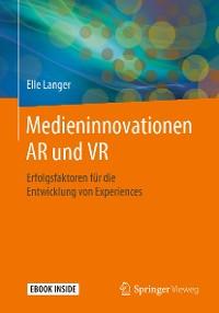 Cover Medieninnovationen AR und VR
