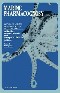 Cover Marine Pharmacognosy