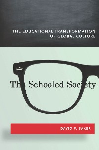 Cover The Schooled Society