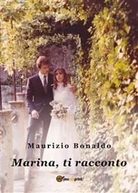 Cover Marina, ti racconto