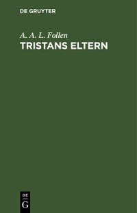 Cover Tristans Eltern