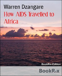Cover How AIDS Travelled to Africa