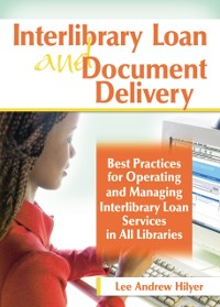 Cover Interlibrary Loan and Document Delivery
