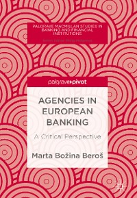 Cover Agencies in European Banking