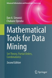 Cover Mathematical Tools for Data Mining