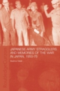 Cover Japanese Army Stragglers and Memories of the War in Japan, 1950-75