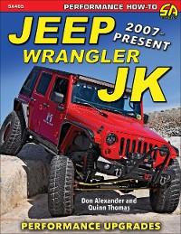 Cover Jeep Wrangler JK 2007 - Present
