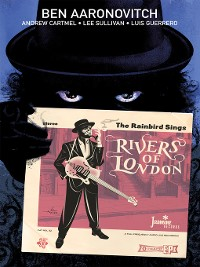 Cover Rivers of London: Black Mould (2016), Issue 5