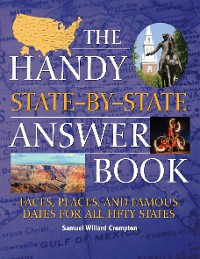 Cover The Handy State-by-State Answer Book