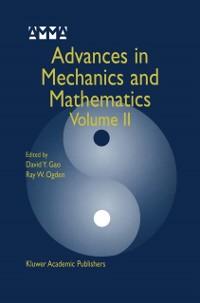 Cover Advances in Mechanics and Mathematics