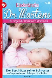 Cover Kinderärztin Dr. Martens 38 – Arztroman
