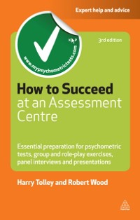 Cover How to Succeed at an Assessment Centre