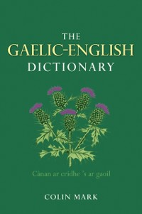 Cover Gaelic-English Dictionary