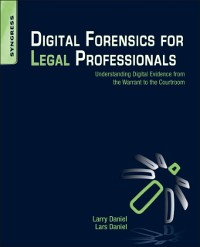 Cover Digital Forensics for Legal Professionals