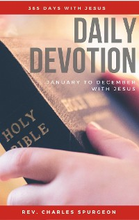 Cover Daily Devotion - 365 Days With Jesus