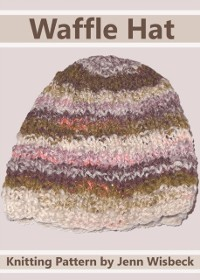 Cover Waffle Hat Baby Knitting Pattern