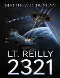 Cover Lt. Reilly - 2321