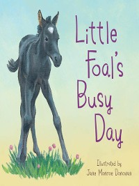 Cover Little Foal's Busy Day
