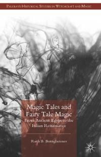 Cover Magic Tales and Fairy Tale Magic