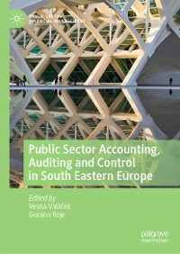 Cover Public Sector Accounting, Auditing and Control in South Eastern Europe