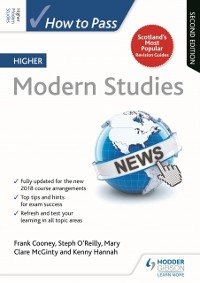 Cover How to Pass Higher Modern Studies: Second Edition