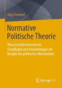 Cover Normative Politische Theorie