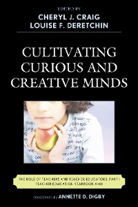 Cover Cultivating Curious and Creative Minds