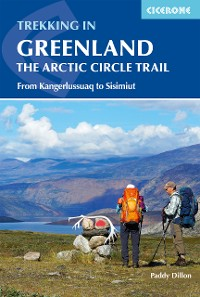 Cover Trekking in Greenland - The Arctic Circle Trail