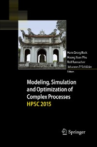 Cover Modeling, Simulation and Optimization of Complex Processes  HPSC 2015