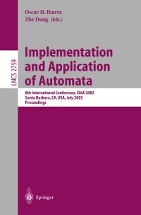 Cover Implementation and Application of Automata