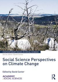 Cover Social Science Perspectives on Climate Change