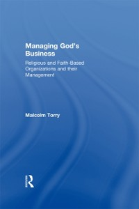 Cover Managing God's Business