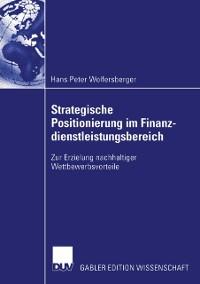 Cover Strategische Positionierung im Finanzdienstleistungsbereich