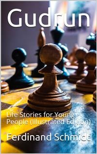 Cover Gudrun / Life Stories for Young People