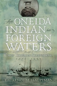 Cover An Oneida Indian in Foreign Waters