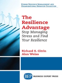 Cover The Resilience Advantage