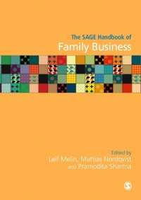 Cover SAGE Handbook of Family Business