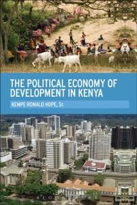 Cover Political Economy of Development in Kenya