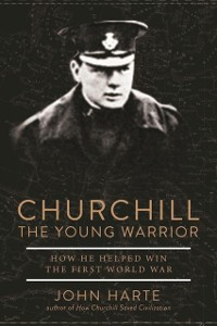 Cover Churchill The Young Warrior