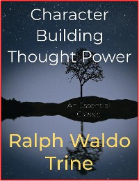 Cover Character Building Thought Power