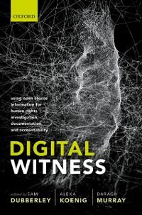 Cover Digital Witness