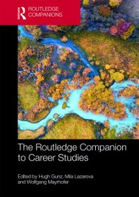 Cover Routledge Companion to Career Studies